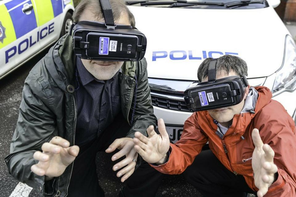 Imagem de Realidade virtual poderá ajudar o FBI a desvendar crimes no futuro no tecmundo