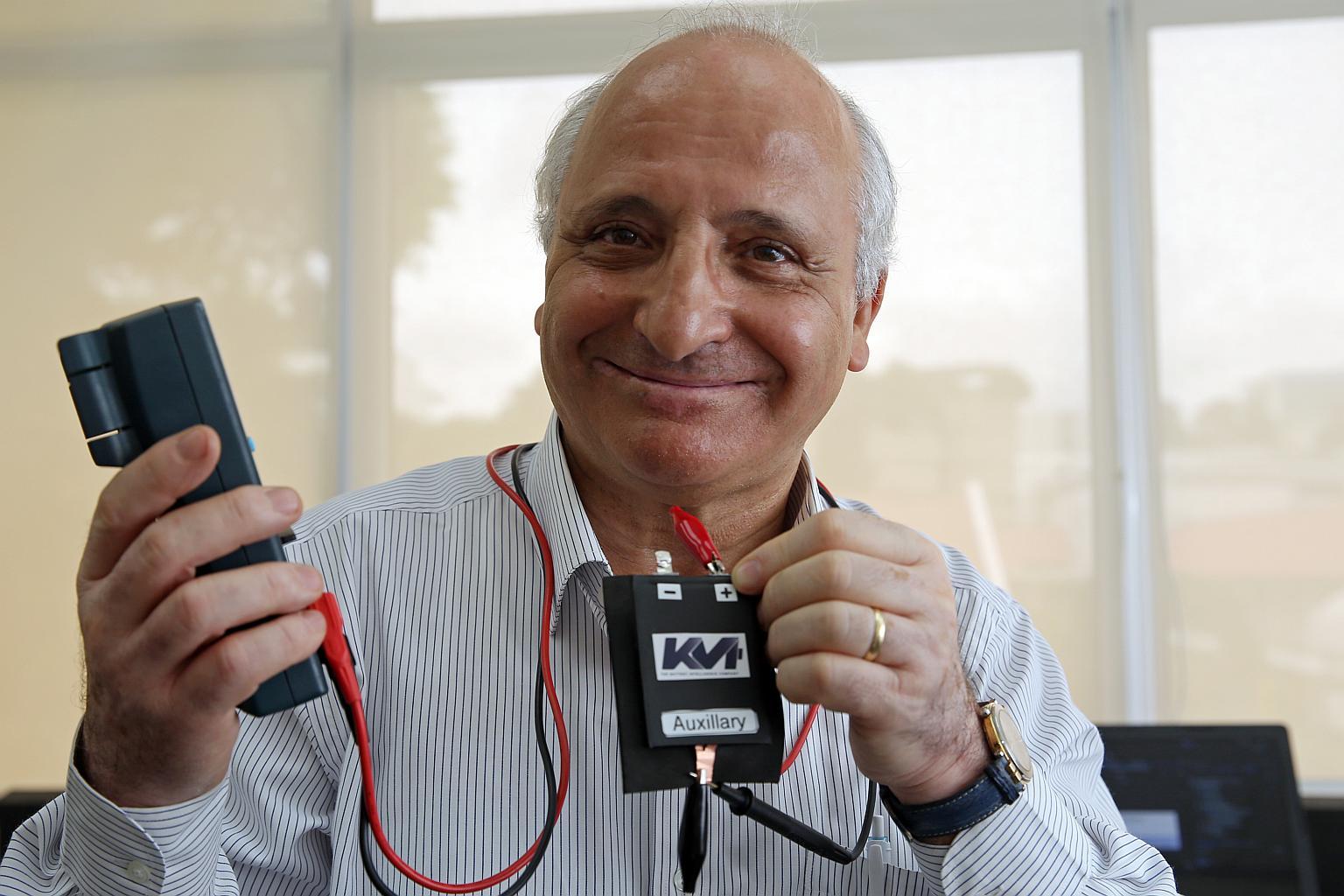Imagem de Invenção recupera até 95% da capacidade de baterias de lítio usadas no tecmundo