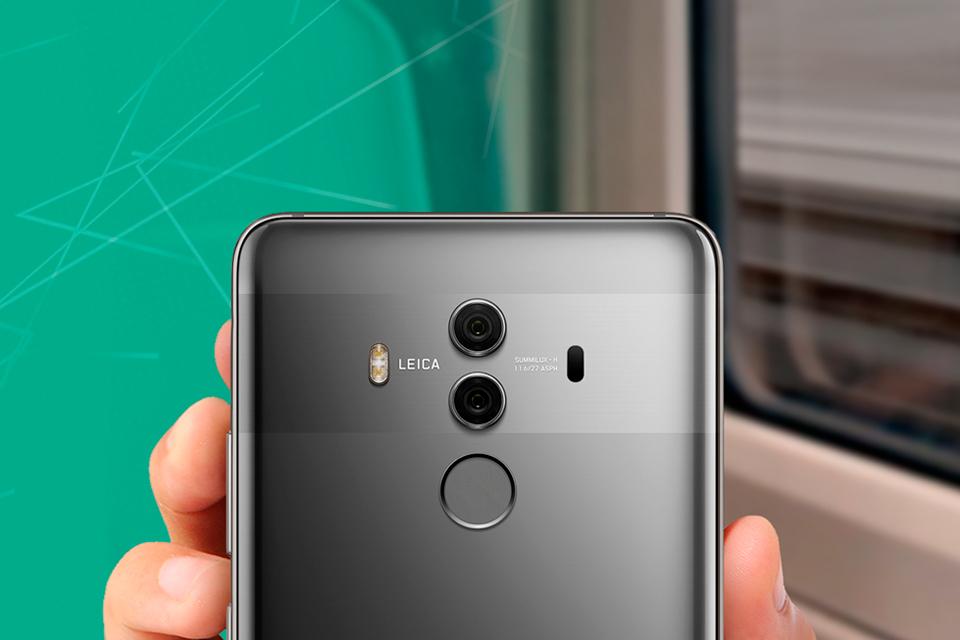 Imagem de CES 2018: Huawei apresenta seu novo top de linha, o Mate 10 Pro no tecmundo