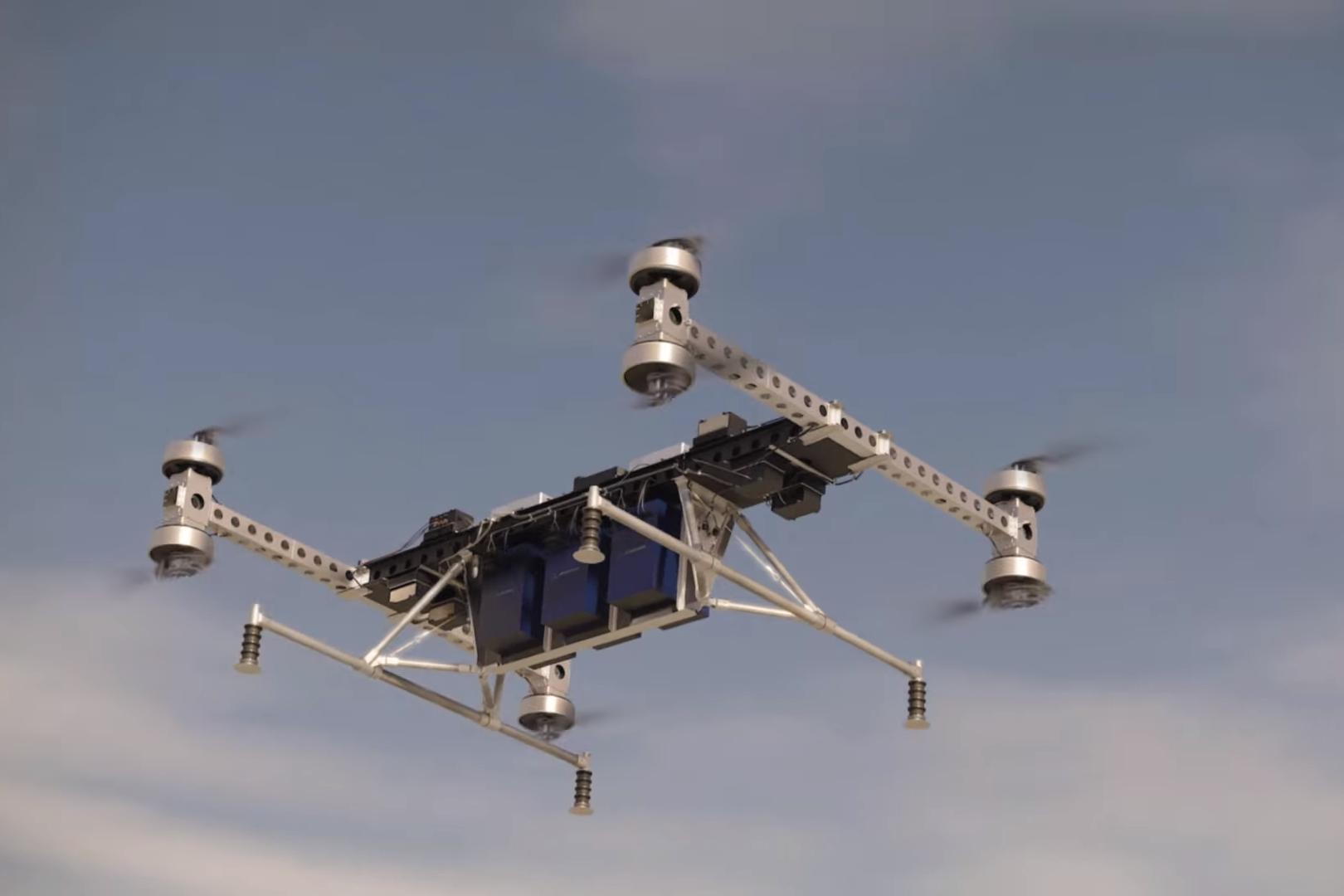 Imagem de Drone de carga da Boeing consegue carregar quase 230 kg no tecmundo