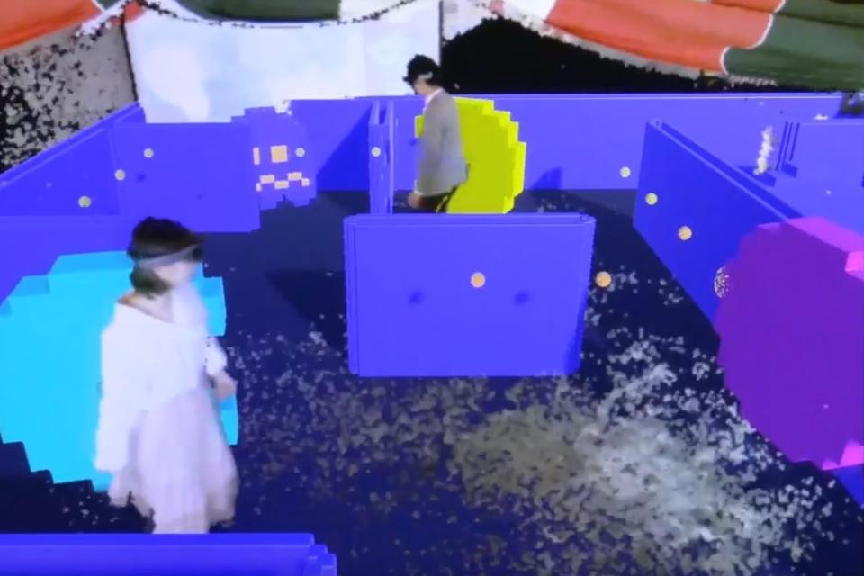 Imagem de Pac-Man é recriado em realidade virtual com tecnologia da Microsoft no tecmundo