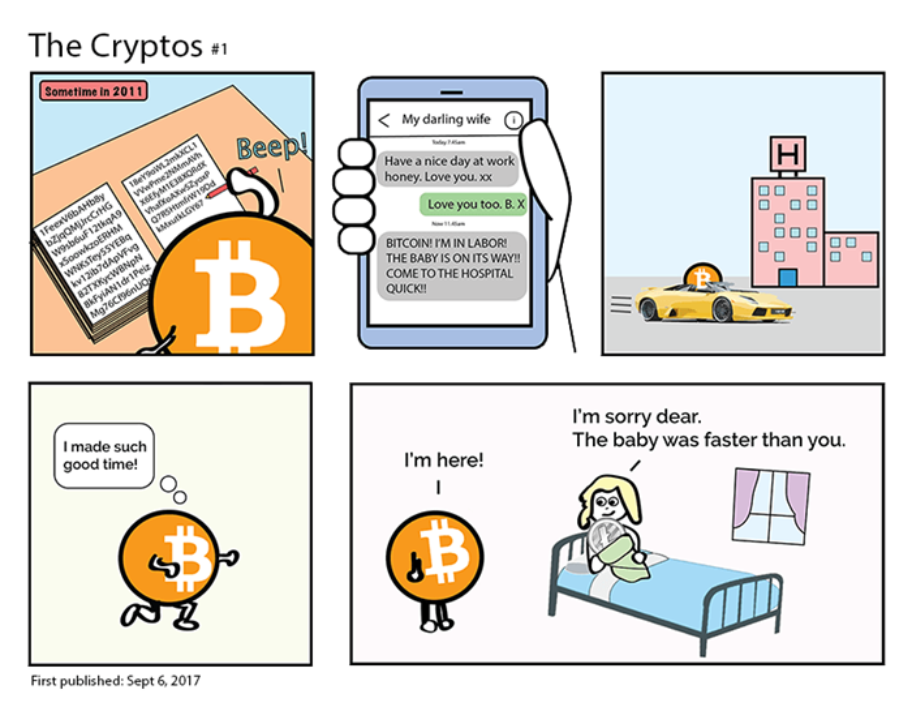 the cryptos