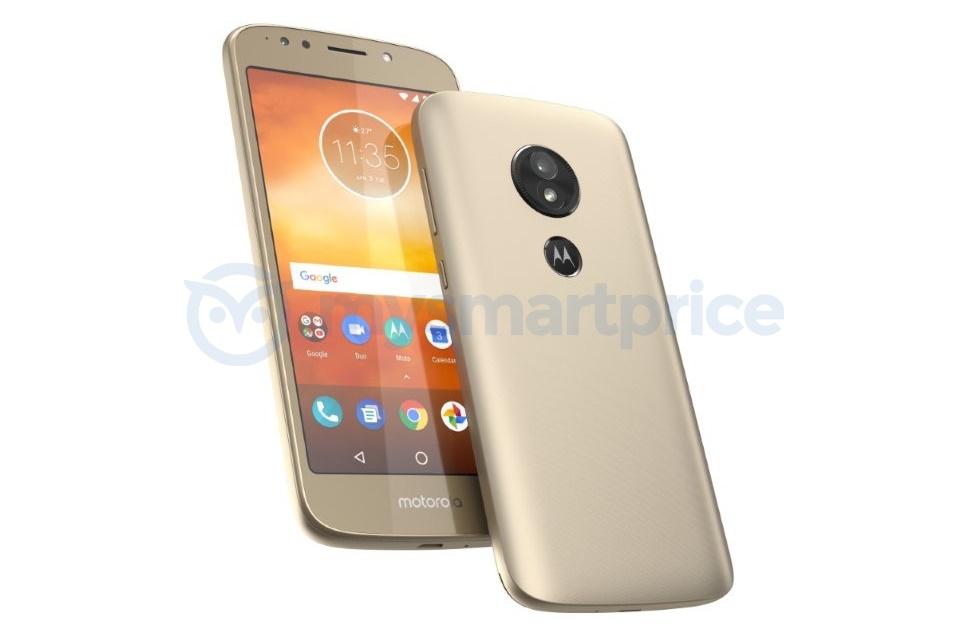 Imagem de Imagem vazada mostra Moto E5 com leitor de digital na traseira no tecmundo