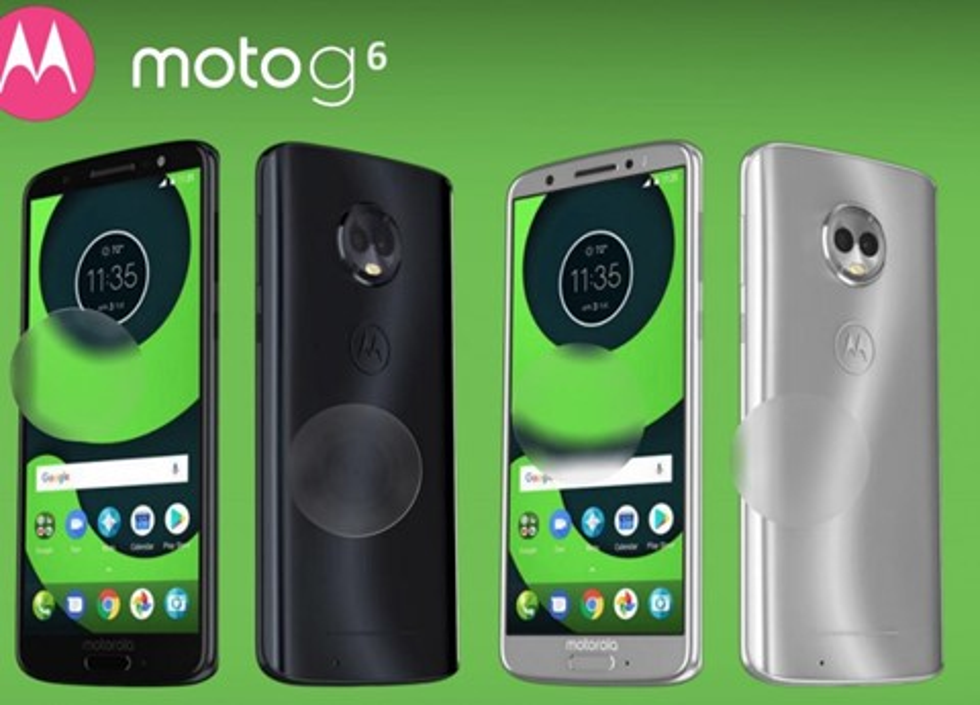 Imagem de Vazamento revela o provável visual dos novos Moto G6 no tecmundo