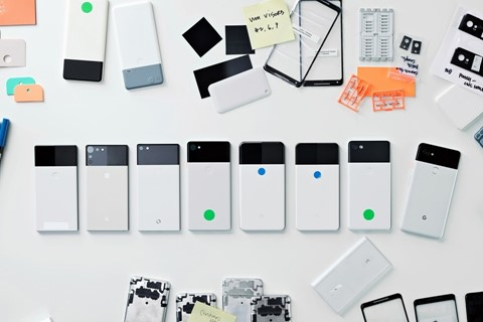 Imagem de Google divulga fotos do processo de design do Pixel 2 e Google Home no tecmundo