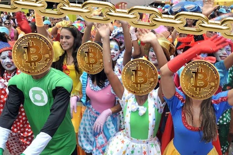 Imagem de Bloco Chain: Carnaval de São Paulo pode ter bloco inspirado em criptomoedas no tecmundo