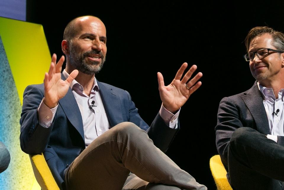 Imagem de CEO da Uber promete: teremos carros autônomos na metade do ano que vem no tecmundo