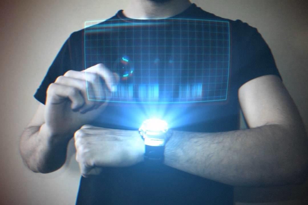 """Imagem de Cientistas manipulam partículas do ar para criar """"holograma 3D"""" incrível no tecmundo"""