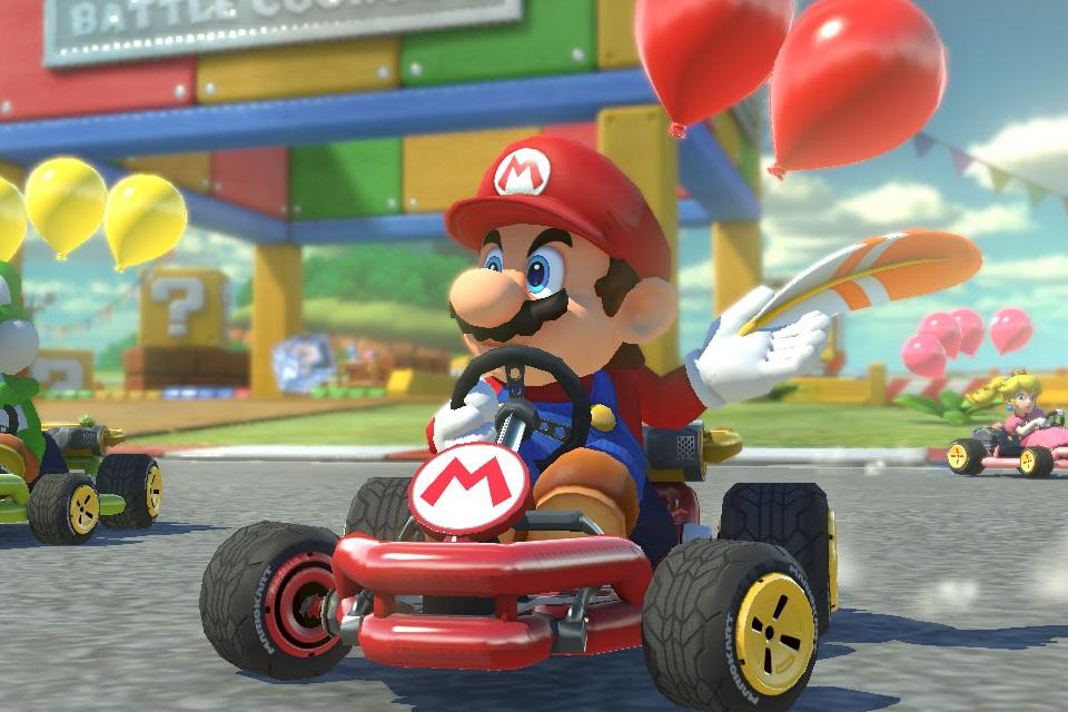 Imagem de Comemore e acelere! Nintendo confirma versão de Mario Kart para smartphones no tecmundo