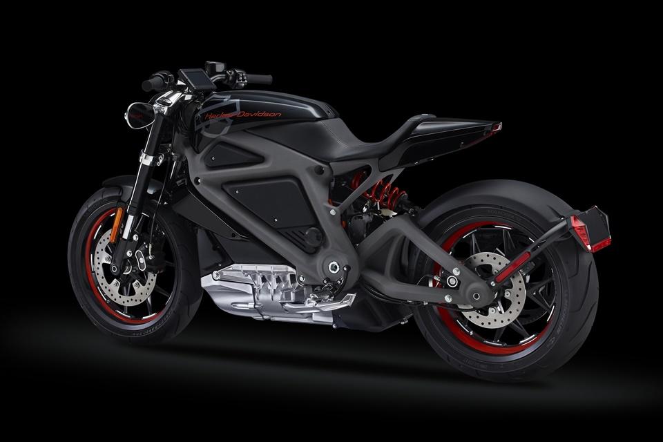 Imagem de Harley-Davidson lançará a sua primeira moto elétrica em 2019 no tecmundo