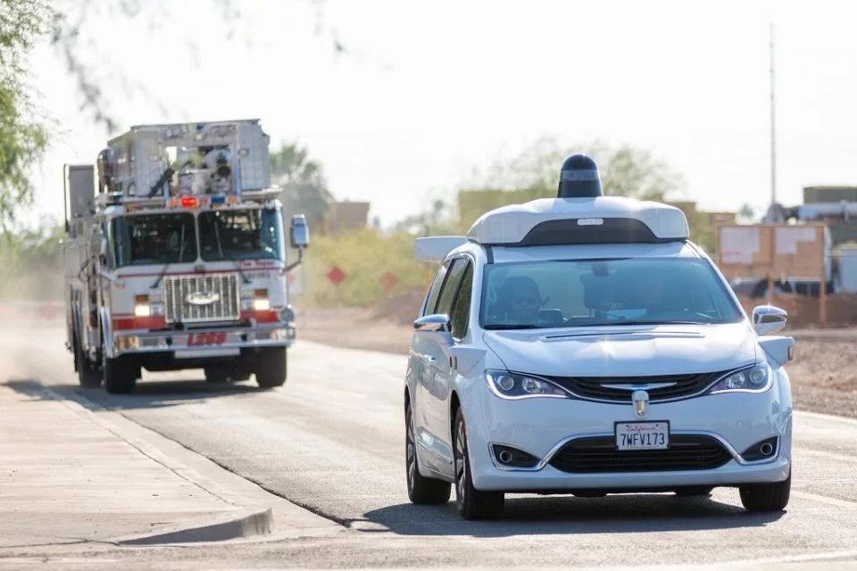 Imagem de Waymo lidera corrida autônoma com a menor taxa de intervenção humana no tecmundo