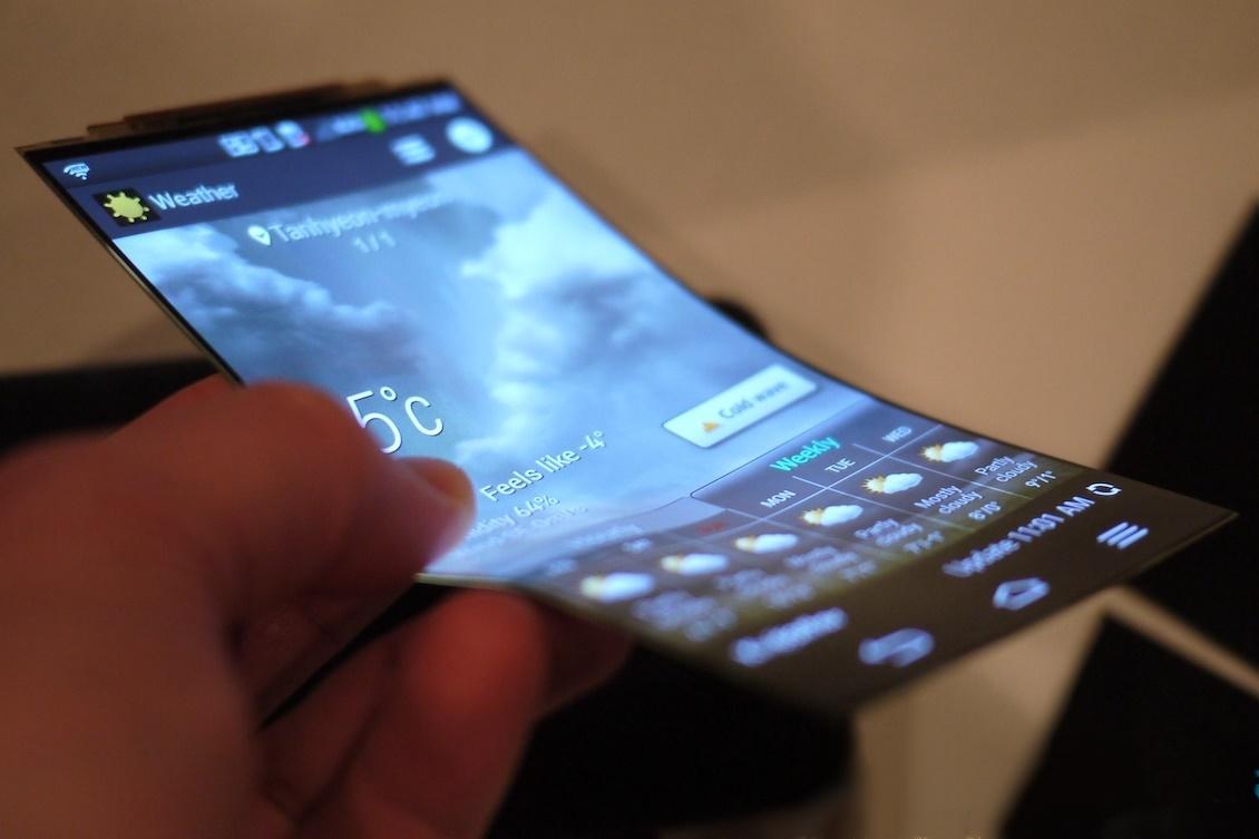 Imagem de LG registra patente de aparelho dobrável e com três telas no tecmundo