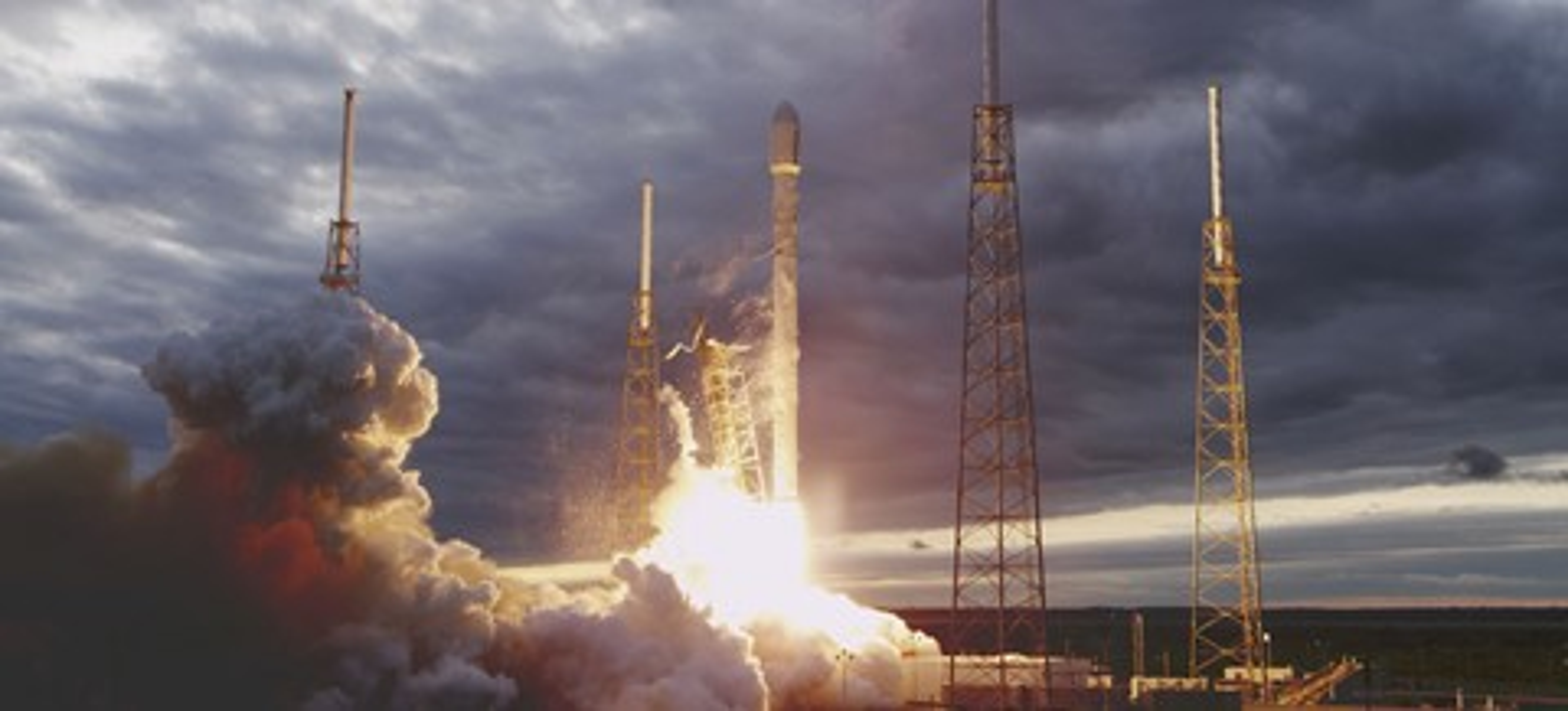 Imagem de SpaceX vai lançar Falcon 9 com satélites para criar a internet espacial no tecmundo