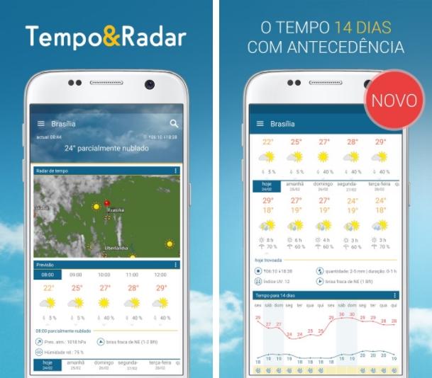 Tempo e Radar