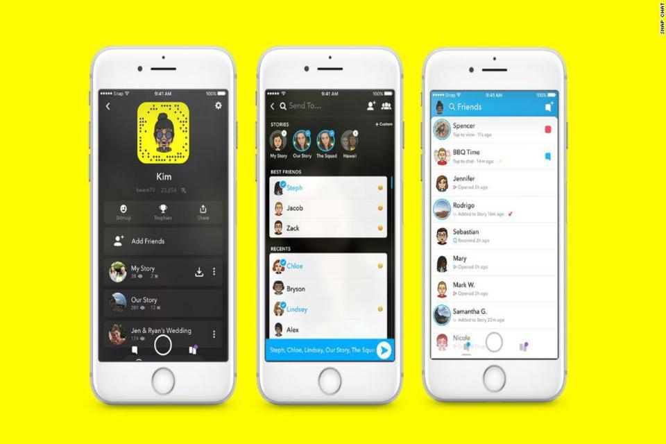 Imagem de Snapchat responde aos usuários que assinaram petição contra novo visual no tecmundo