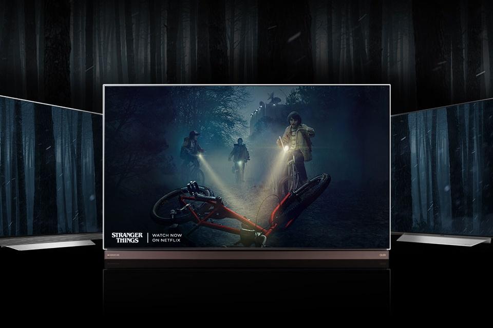 Imagem de Qual a diferença entre o OLED usado em TVs e celulares? no tecmundo