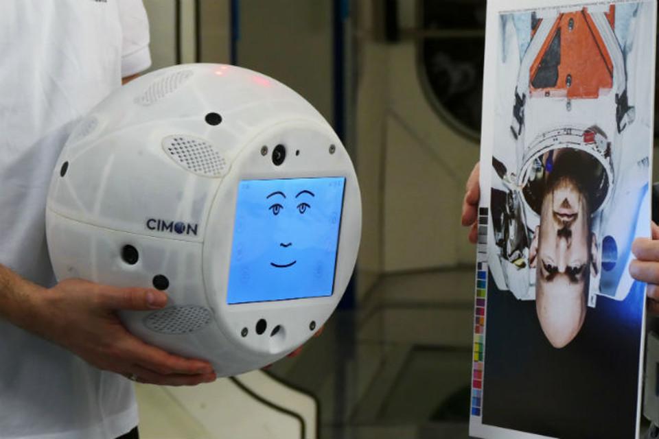 Imagem de Robô com IA Watson da IBM vai ajudar astronautas na Estação Espacial. no tecmundo
