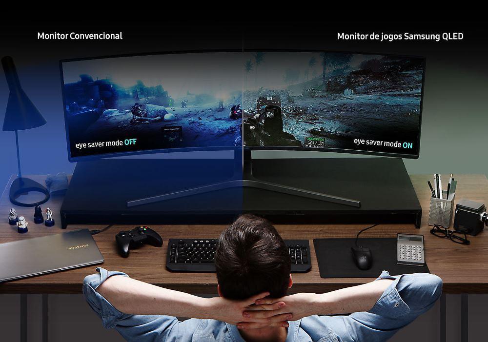 Monitor Samsung 49 polegadas