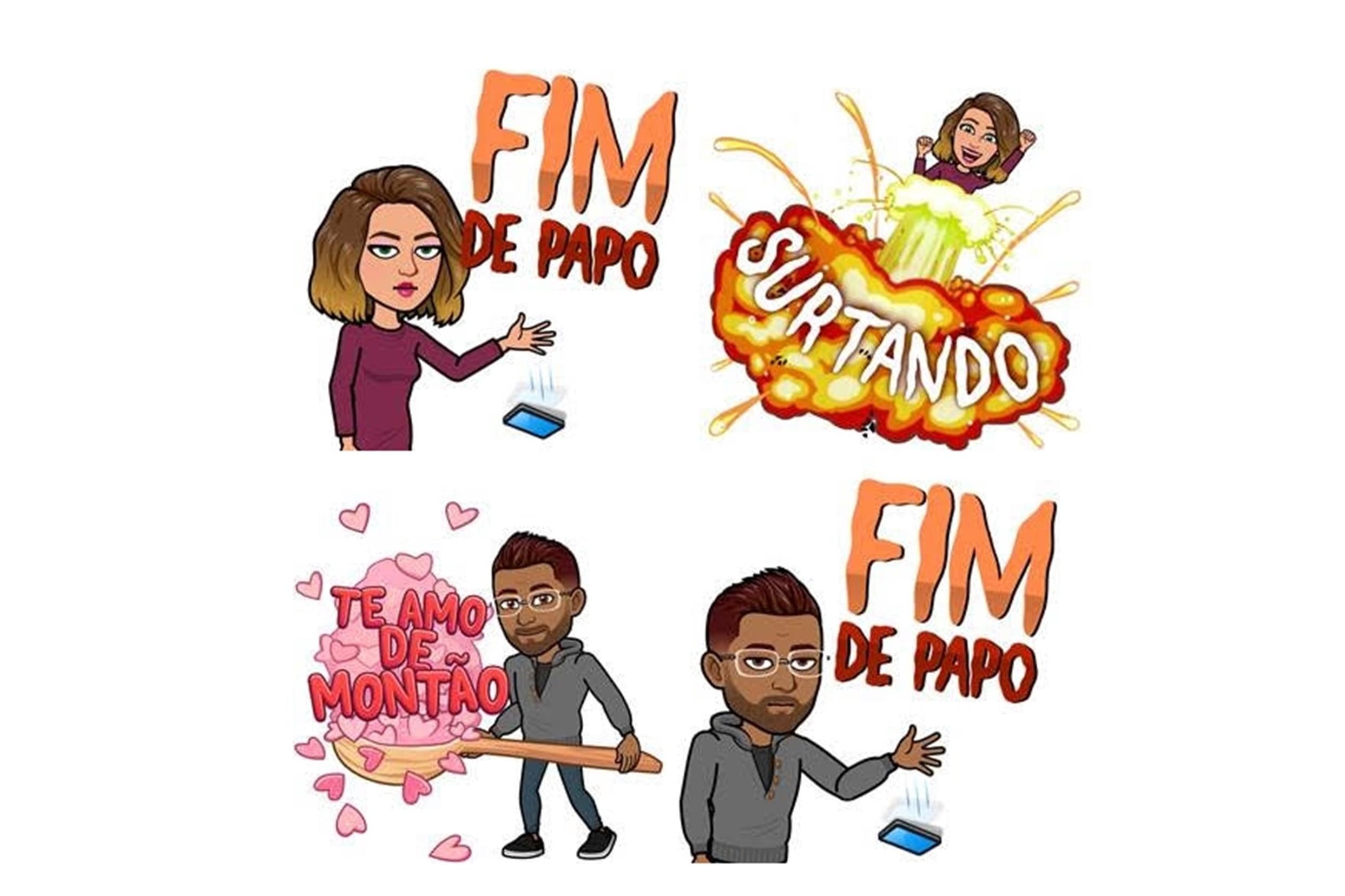 Imagem de Snapchat anuncia Bitmojis em português no tecmundo