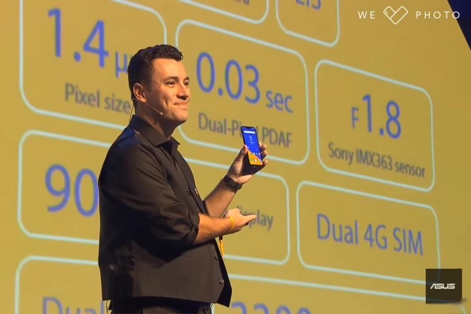Imagem de Marcel Campos da ASUS explica notch na tela dos Zenfones 5 e 5z e mais no tecmundo
