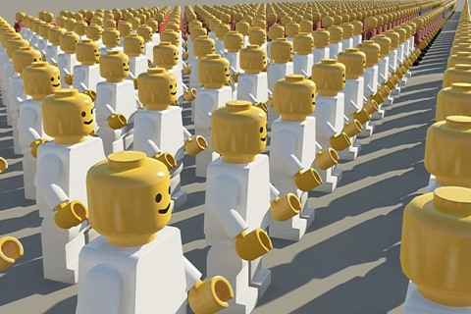 Imagem de LEGO usa matéria-prima brasileira para criar linha sustentável de peças no tecmundo