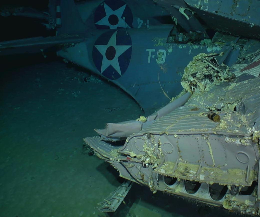 Imagem de Co-fundador da Microsoft encontra porta-aviões afundado na Segunda Guerra no tecmundo