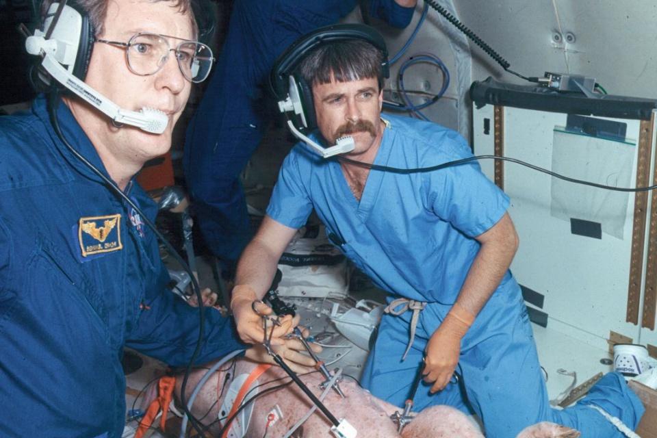 Imagem de O que fazer em uma emergência médica na Estação Espacial Internacional no tecmundo