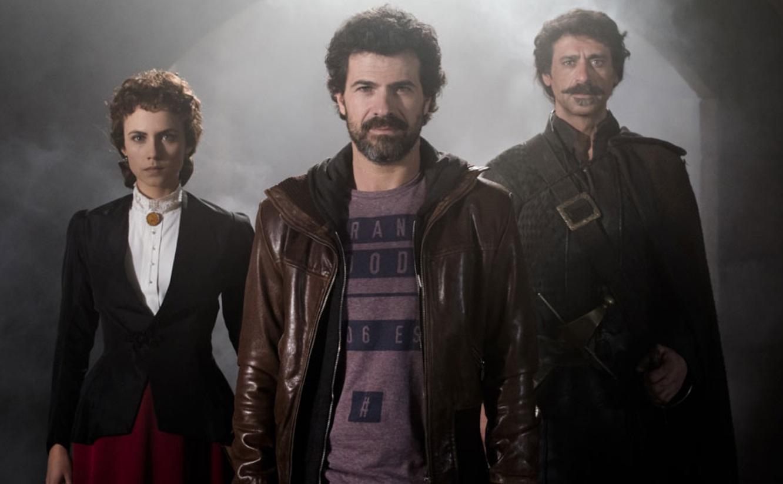 Imagem de Netflix do dia #006: El Ministério del Tiempo no tecmundo