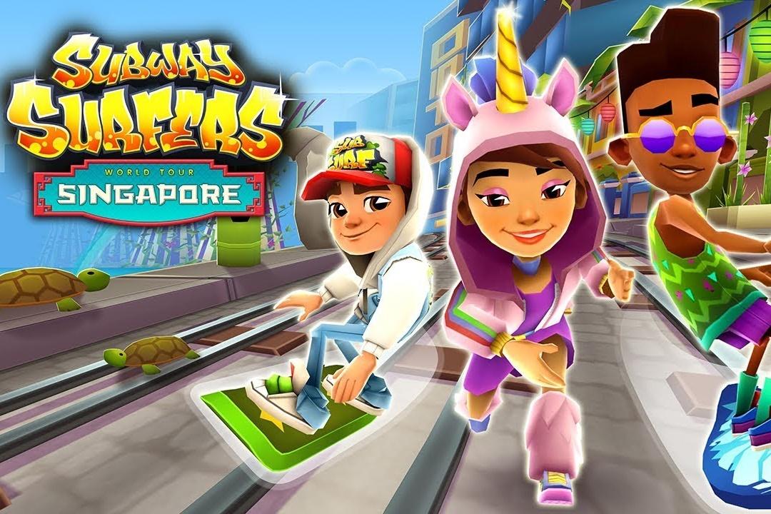Imagem de Subway Surfers é o primeiro jogo com 1 bilhão de downloads na Play Store no tecmundo