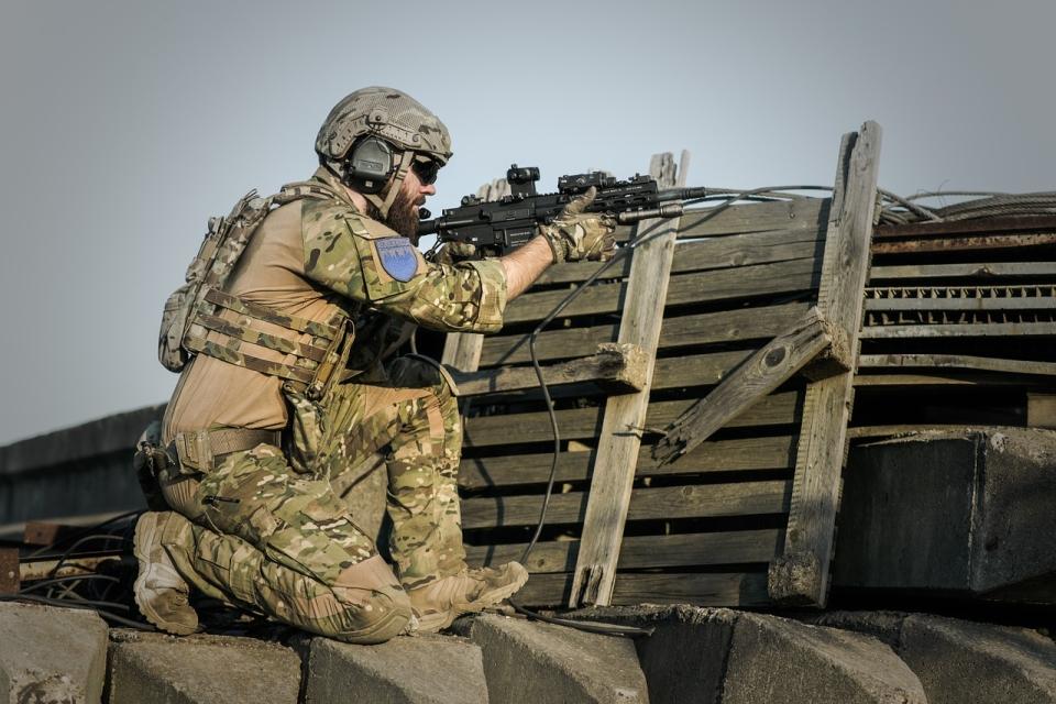 Imagem de DARPA quer salvar soldados feridos com biotecnologia no tecmundo