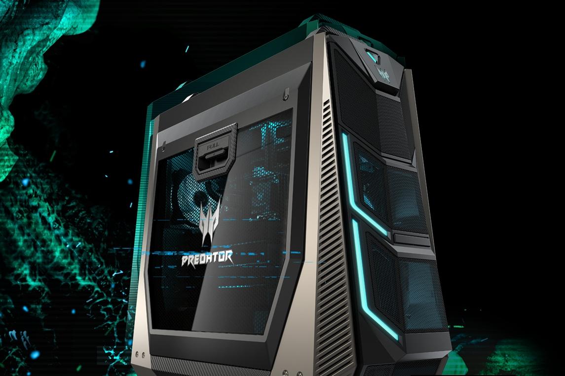 Imagem de Acer lança novo PC gamer monstro com 18 cores e quad-GPU no tecmundo