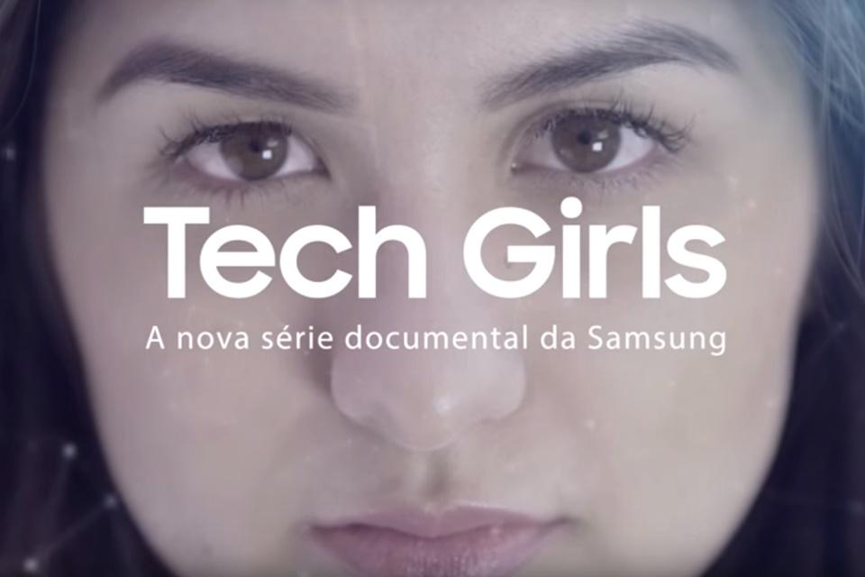 """Imagem de Série da Samsung """"Tech Girls"""" mostra os desafios das mulheres na tecnologia no tecmundo"""