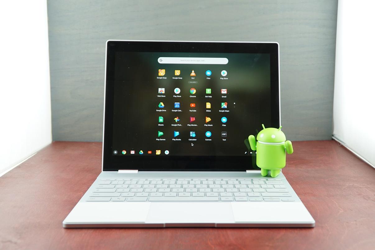 Imagem de Google estaria pensando em lançar um Chromebook com tela 4K no tecmundo