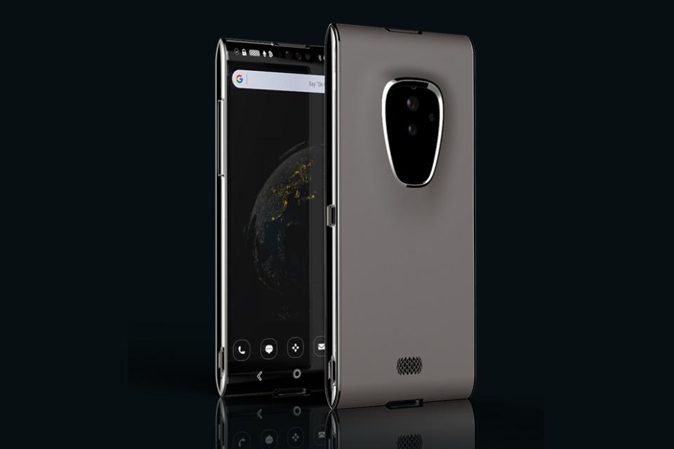 Imagem de Foxconn fabricará o Finney, o celular blockchain da Sirin Labs no tecmundo