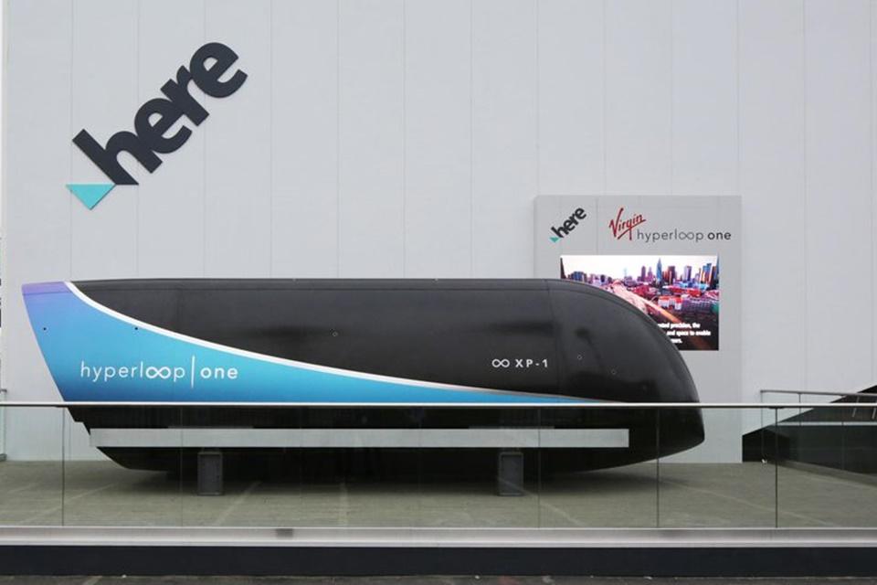 Imagem de Projeto Hyperloop One continua mesmo após problemas no conselho da empresa no tecmundo
