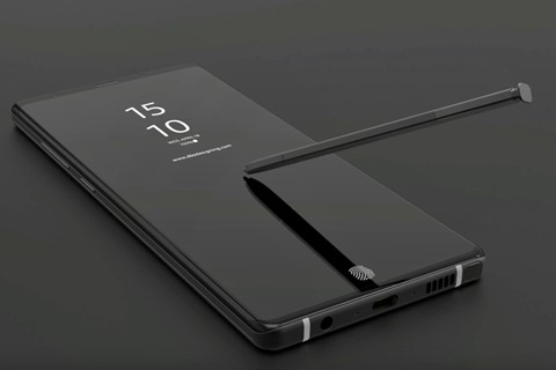 Imagem de Galaxy Note 9 pode trazer bateria de 4.000 mAh e display de 6,4 polegadas no tecmundo