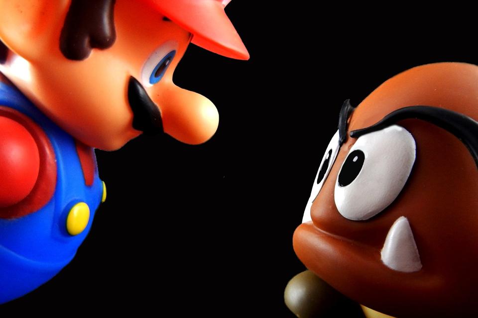 Imagem de Já pensou em jogar Super Mario sem as leis da física? no tecmundo