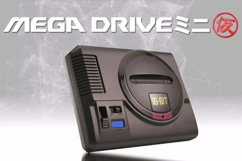 Imagem de Mega Drive Mini é o novo console anunciado pela SEGA em evento no Japão no tecmundo