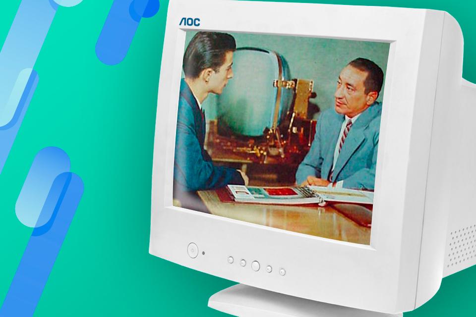 Imagem de A história da AOC, a especialista em TVs e monitores no tecmundo