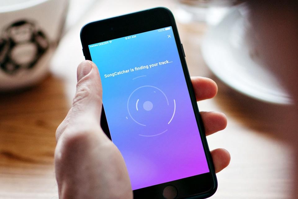 """Imagem de SongCatcher, o """"Shazam do Deezer"""", está liberado para todos com Android no tecmundo"""