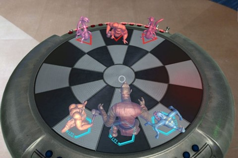 Imagem de Você pode jogar o xadrez holográfico de Star Wars usando só seu iPhone! no tecmundo