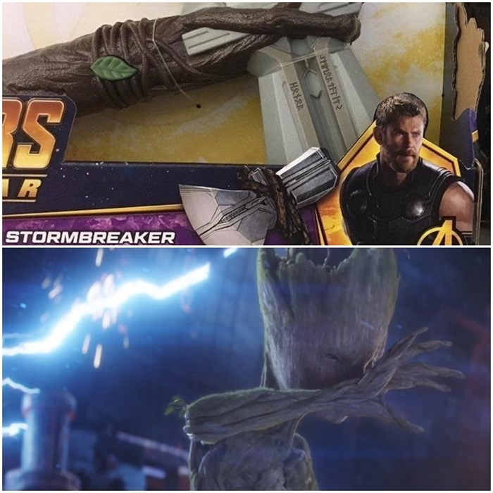thor groot