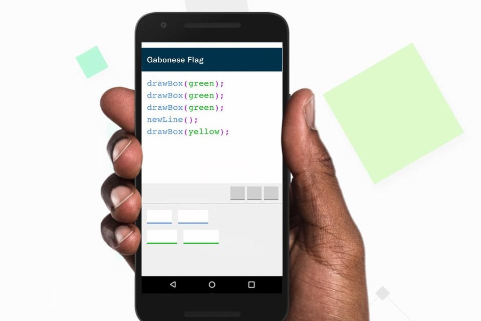 Imagem de Jogo para celular do Google ensina programação para adultos no tecmundo