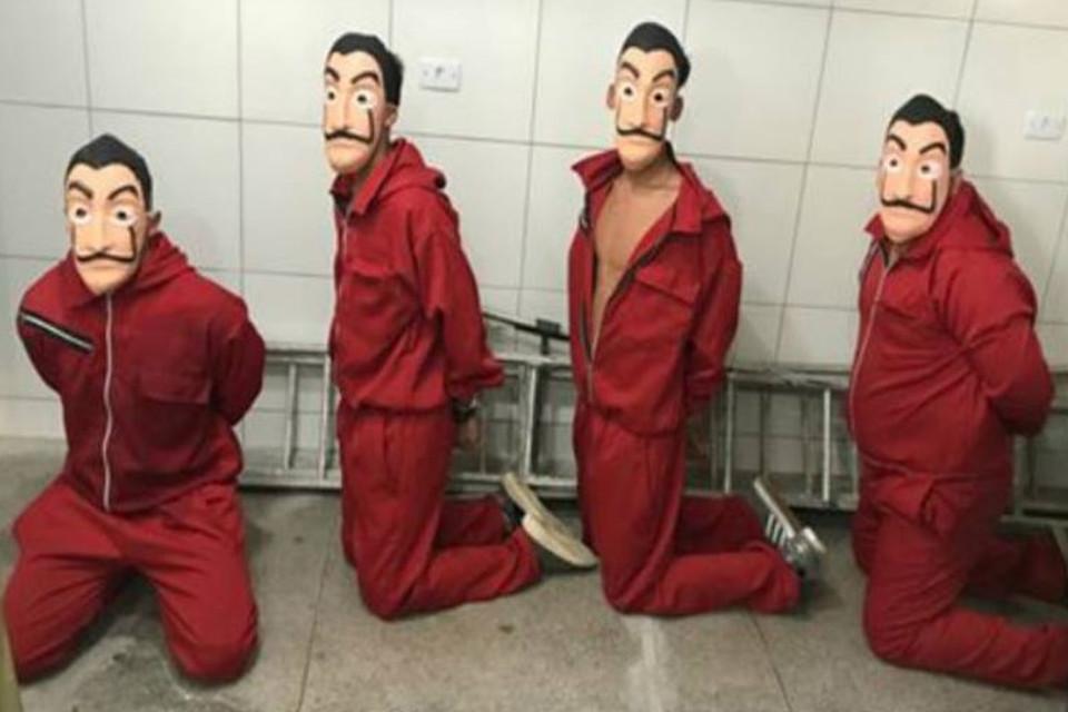 Imagem de Youtuber preso durante pegadinha grava vídeo dando sua versão do caso no tecmundo