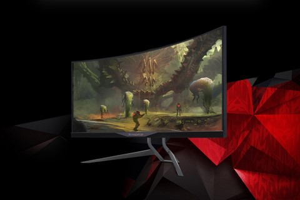 Imagem de Acer lança no Brasil monitor gamer curvo de 34 polegadas no tecmundo