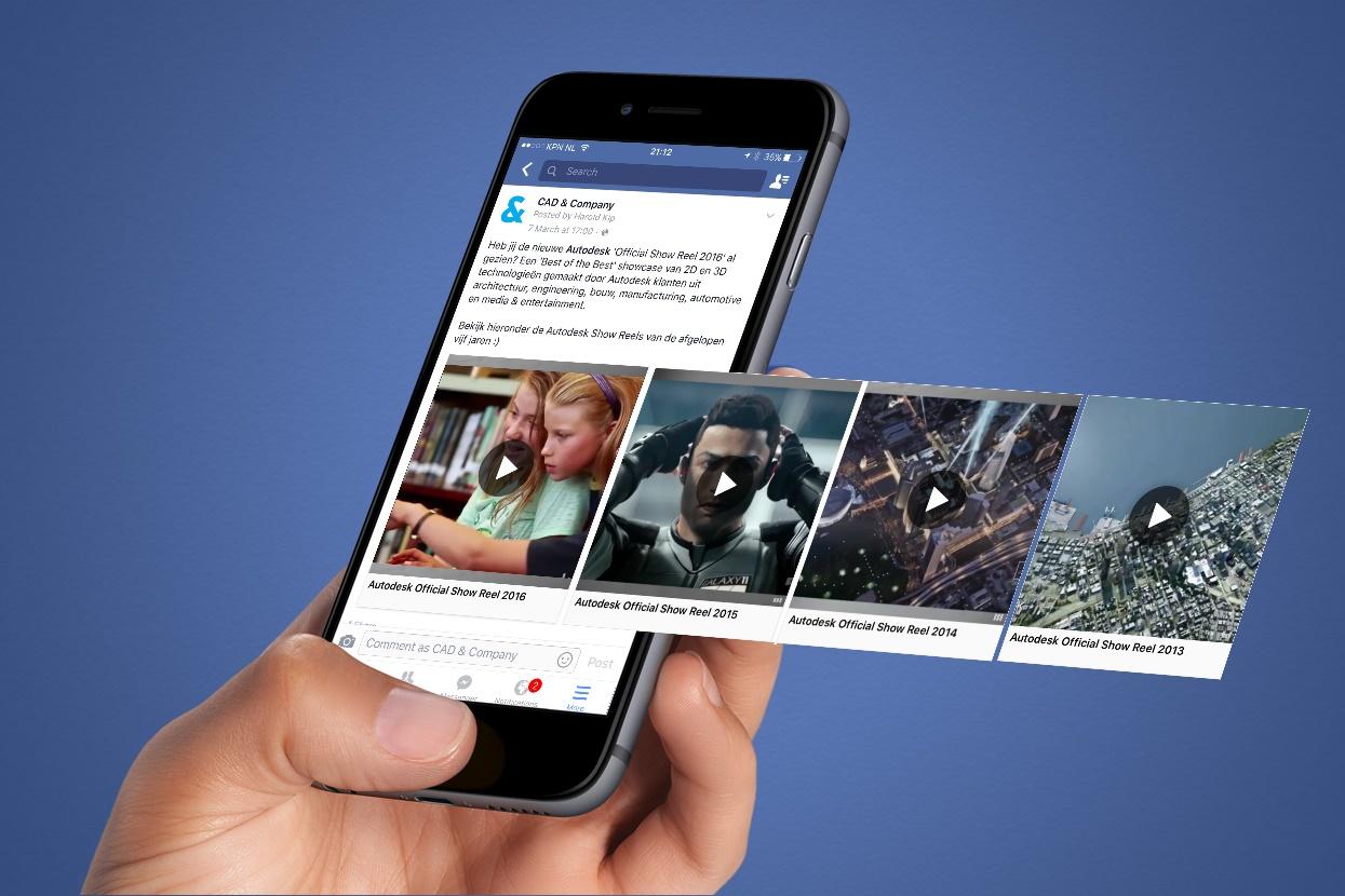 Imagem de Mais vídeos no Facebook agora terão anúncios em formato pre-roll no tecmundo