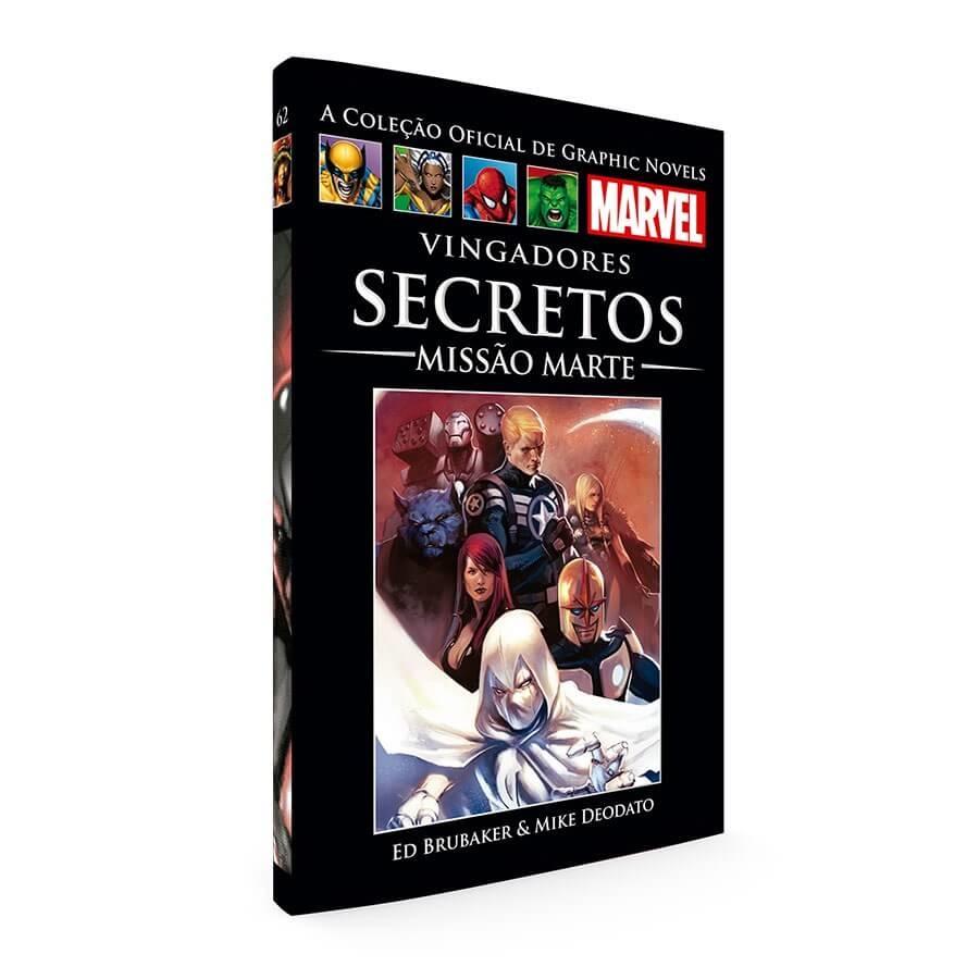 vingadores secretos