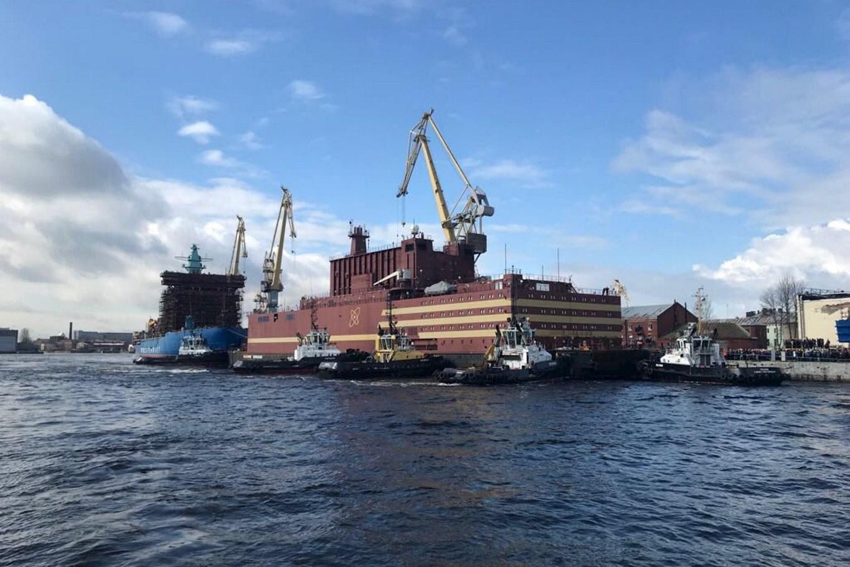 Imagem de Rússia lança ao mar a primeira usina nuclear flutuante do mundo  no tecmundo