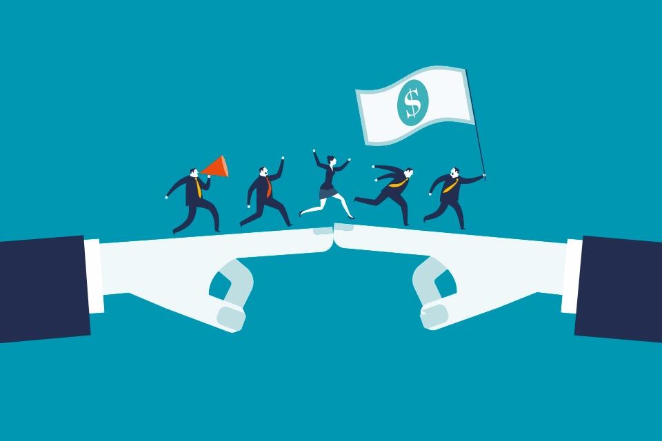 Imagem de Na corrida do trilhão: as 5 maiores empresas do mundo são de tecnologia no tecmundo