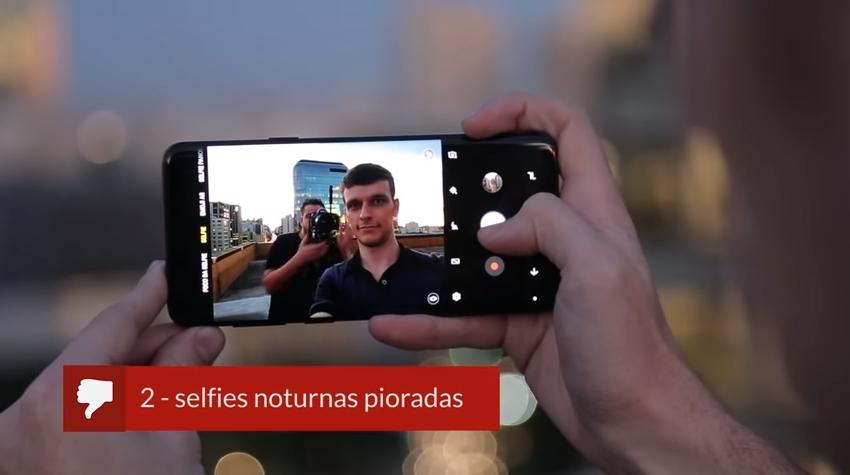 Samsung Galaxy S9+ pros e cons